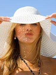 применение солнцезащитного крема