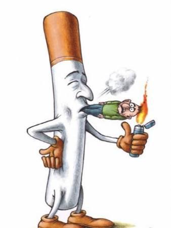 уход +за кожей курильщика