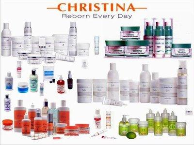 Косметика- CHRISTINA