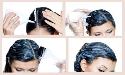 Как покрасить волосы самому в домашних условиях короткие