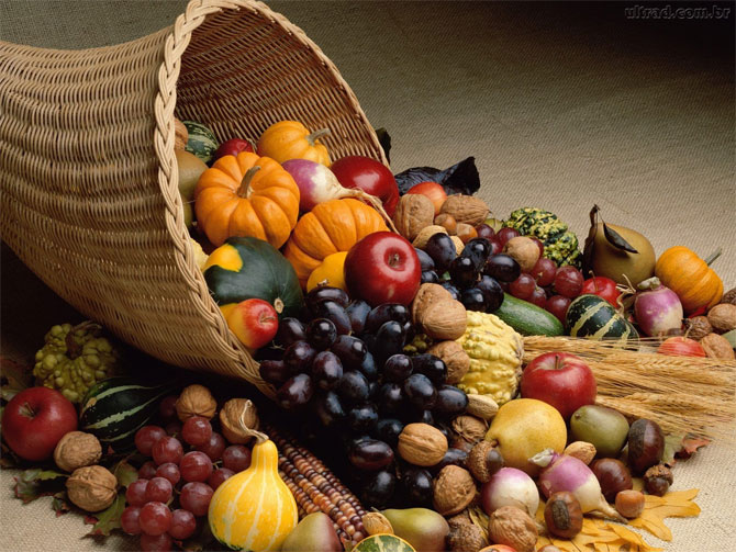 Злаки, фрукты и овощи – как полезное питание