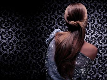 Домашние- укладки- волос
