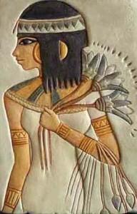 Лотос применялся в косметологии Древнего Востока