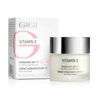 VITAMIN E  Увлажняющий крем для комбинированной и жирной кожи SPF 17