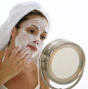 маски после чистке лица