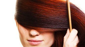 Что будет если покрасить хной рыжие волосы фото