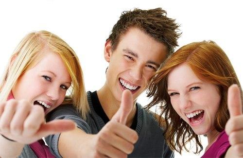 Чистка лица у подростков
