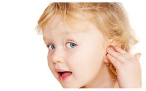 Прокалывание ушей детям